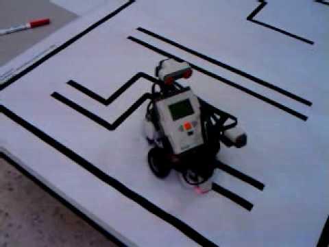 Práctica Con LEGO MINDSTORMS NXT