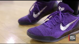 Nike Kobe 9 Elite Low Performance Review