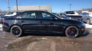 2019 Audi A4 Lake forest, Highland Park, Chicago, Morton Grove, Northbrook, IL A190309