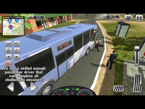 Commercial Bus Simulator 16 APK Cover