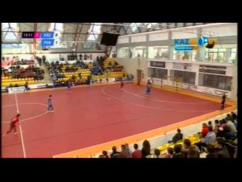 Казахстан — Португалия 3:1
