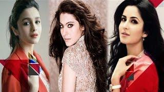 Alia Takes Kajol's Place In 'ADHM' | Katrina Kaif Wants To Read Peoples Mind