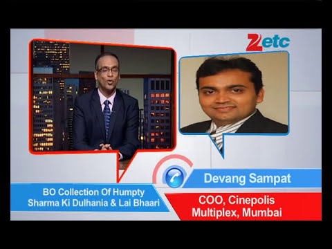 Box-Office Collection - ETC Bollywood Business - Komal Nahta