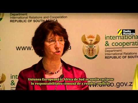 Catherine Ashton despre Iran