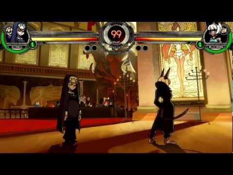 Skullgirls: Exclusive Double Walkthrough Pt. 1