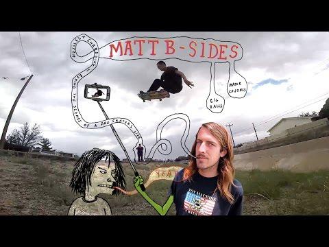 Matt B-Sides: Toy Machine in ABQ