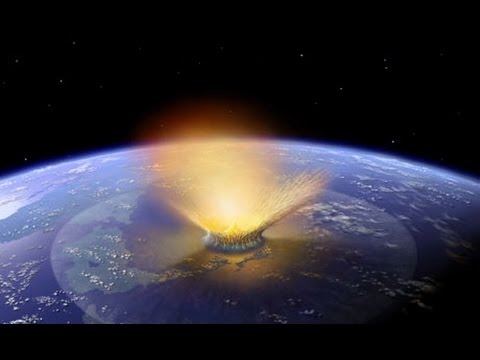 Discovery Channel   Large Asteroid Impact Simulation 2016