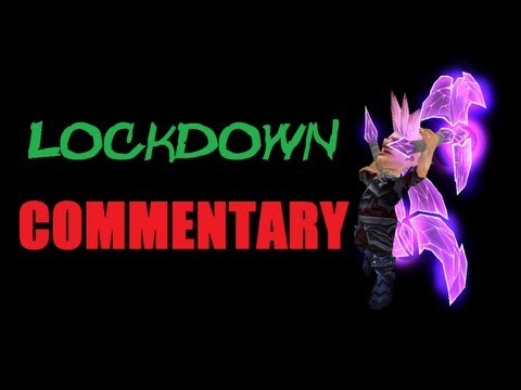 Windwalker Lockdown (Commentary Version) (WoW PvP: 3v3 Arena Gameplay)