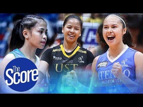 The Score: MUST-WATCH Rookies for UAAP Volleyball Season 81