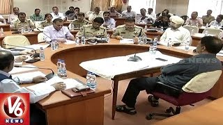 Speculation Continues On Telangana Chief Secretary SP Singh Retirement | V6 News
