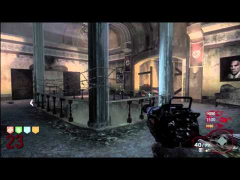 Cod Black Ops:Zombies Glitch
