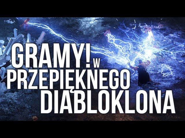 Gramy w Wolcen - przepięknego diabloklona na silniku Crysisa [tvgry.pl]