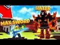 I Became STRONGER than the STRONGEST TOFUU HATER (Roblox Dungeon Quest)