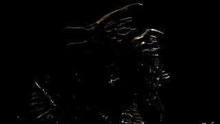 Thargoid message to humankind