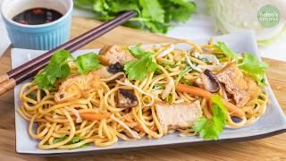 Vietnamese VEGAN NOODLE RECIPES - Simple but delicious!