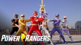 Power Rangers Wild Force Final Battle