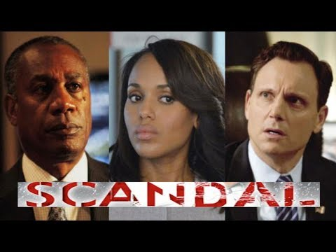 SCANDAL Mid Season Finale Review