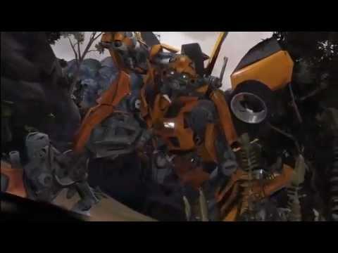 Transformers 3 Dark of the Moon Full Walkthrough (Part 1)