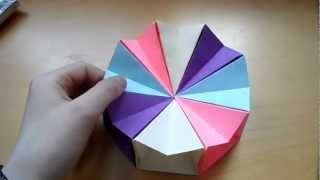 How To Fold A Magic Circle