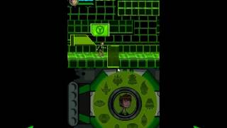 Ben 10 Omniverse [U] NDS ROM Download with Desmume Gameplay