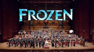 天籟國樂《冰雪奇緣》Frozen 、 Let It Go  指揮/廖浩慶