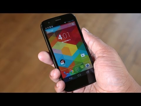 Moto G Review!