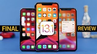 iOS 13.1 Released! Final Review