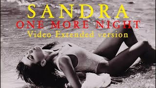 Клип Sandra - One More Night