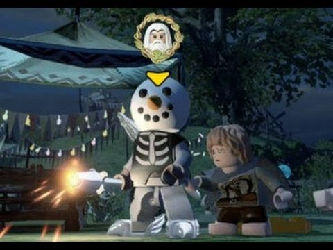 Lego lord of the rings all mithril treasure items including dlc
