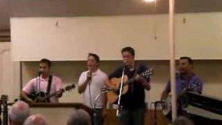 Marwins-Three Men on the Mountain