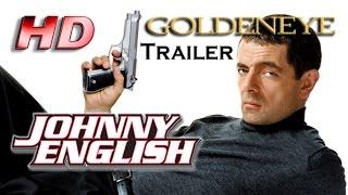 Johnny English Parody / James Bond 007 / Goldeneye Trailer