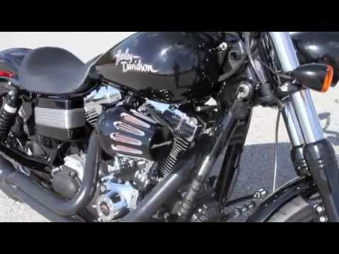 BAD ASS HARLEY DAVIDSON DYNA WITH SCREAMIN' EAGLE 120R WITH LOUD PIPES