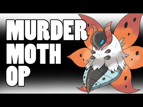 Pokemon X & Y Strategy - Murder Moth OP! Metagame for Volcarona