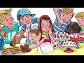 A Long Line of Cakes by Deborah Wiles   Scholastic Fall 2018 Online Preview