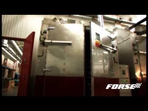 Производство аккумуляторов Forse
