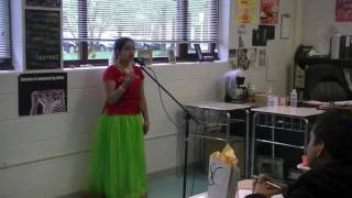 "KAGW Talent Time 2017 - Shriya Rejeesh - Malayalam Poem ""Amma"" by Subash Cherthala"