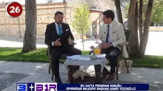 3+B1R | Sivrihisar Belediye Başkanı Hamid Yüzügüllü