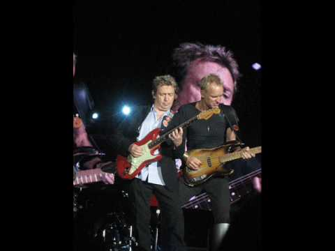 Sting and Andy Summers- Round Midnight