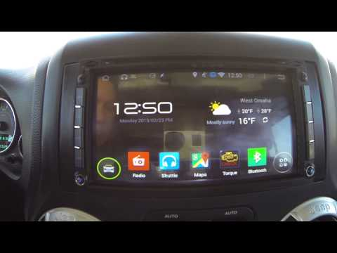 "Pure Android 4.4 6.95"" Car Stereo - from Klyde sold by Pumpkin Auto"