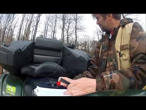 Elecraft K1 & ATV QUAD YAMAHA GRIZZLY 660 ...