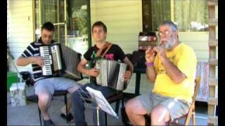 The Galopede Medley - Trio at
