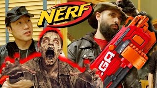 NERF Walking Dead - Zombie Infection Game