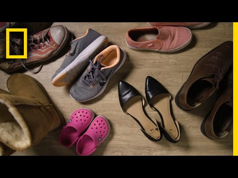 Your Sneakers Are Part of the Plastic Problem   National Geographic
