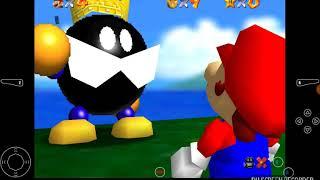 Végre van otthon NETEM! Február 19. Super Mario 64 #1