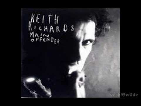 Keith Richards - Hate It When You Leave