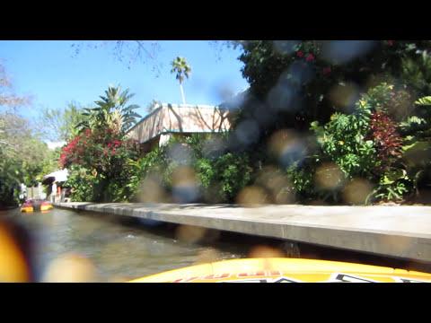 Jurassic Park Ride at Universal Studios Orlando