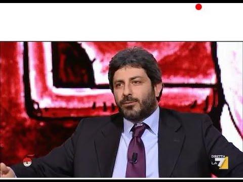 Roberto Fico (M5S) a Di Martedi #redditodicittadinanza – #riformeRAI
