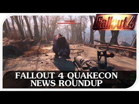 FALLOUT 4: Quakecon News Roundup - H.A.M Radio Podcast #23