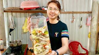 Vlog 81  Món Này Là Hao Mồi Lắm Nè Vừa Dễ Làm Lại Vừa Ngon  Hồ Thùy Dương Vlog