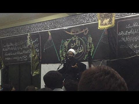 Live Majalis 3rd Moharram 1439 hijri | Maulana Kamal Azamgarh, India